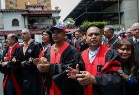 El sector judicial de Venezuela denuncia la vulneración del Estado de derecho