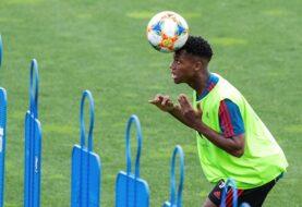 Ansu Fati sorprendido por la convocatoria a la selección