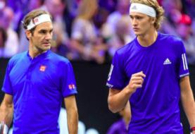 Federer y Zverev jugarán en México ante más de 41.000 aficionados