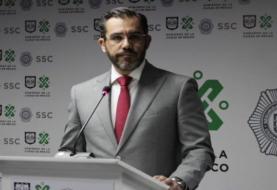 Renuncia de jefe de Policía de Ciudad de México expone fallas en seguridad