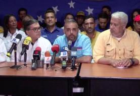 Oposición venezolana lanza una plataforma para coordinar presión sobre Maduro