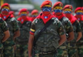 Fuerza Armada venezolana mantiene alerta naranja en frontera con Colombia
