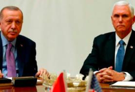EEUU anuncia un alto al fuego de la ofensiva turca en Siria