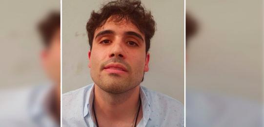 El 54 % de mexicanos se opone a la liberación del hijo del Chapo, dice sondeo