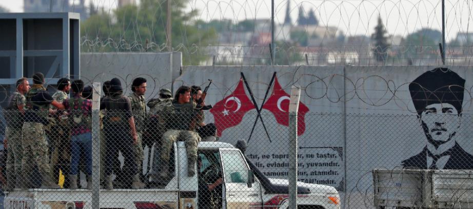 """Trump dice que acordó con Turquía un """"alto el fuego permanente"""" en Siria"""