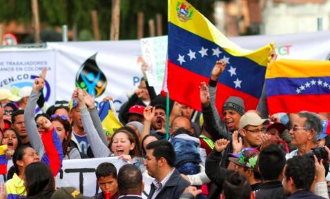 Cerca de 1,5 millones de venezolanos viven en Colombia