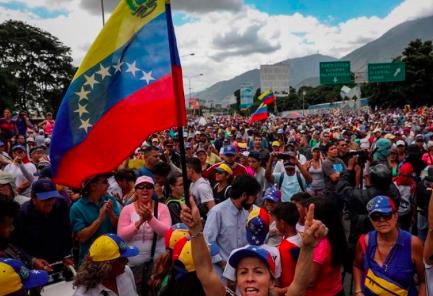 Chavismo y la oposición retoman pugna callejera con llamados a protestas