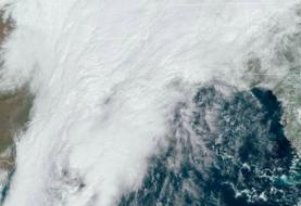 Una nueva depresión tropical se forma en el Golfo de México