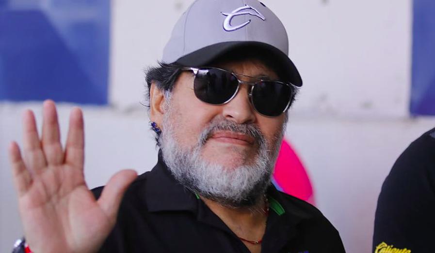 Maradona cumple 59 años
