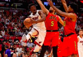 Heat derrota a Atlanta 112-97 con el debut de Butler