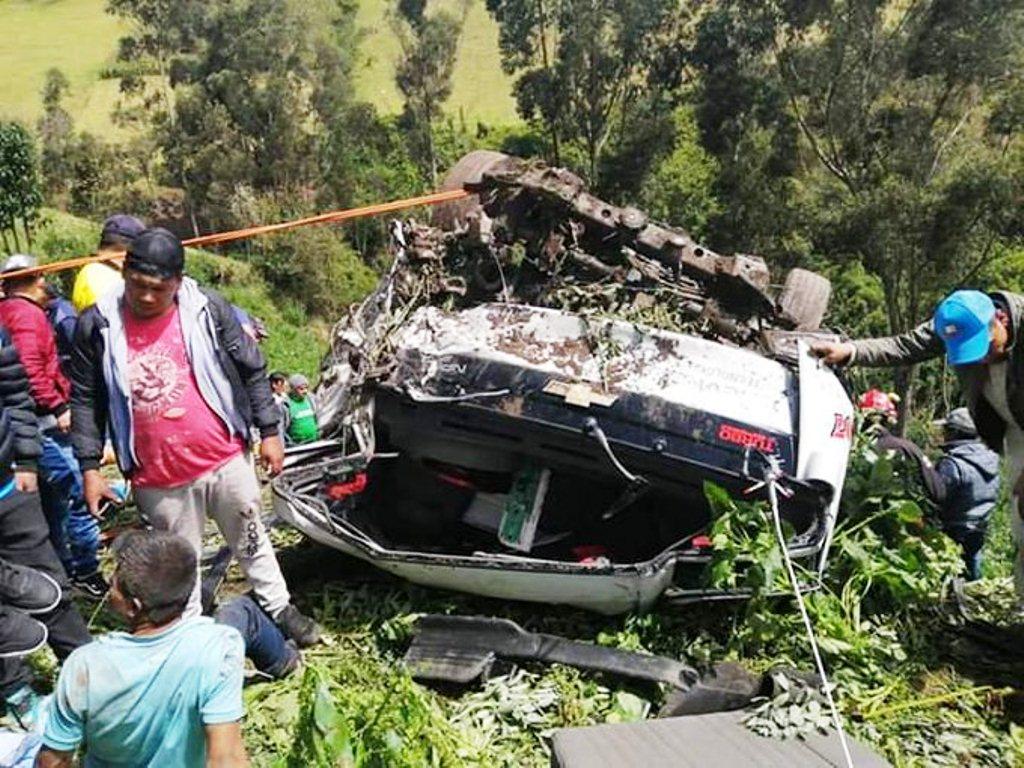 Más de veinte venezolanos heridos tras un accidente de tránsito en Ecuador