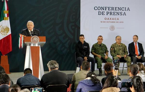 """Liberaron a hijo del Chapo para preservar """"vidas"""", confirma López Obrador"""