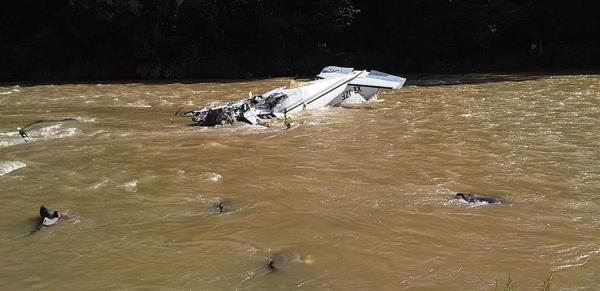 Mueren cinco personas al caer una avioneta en el estado mexicano de Michoacán