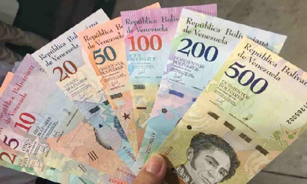 Moneda venezolana se deprecia 15,16 % frente al dólar en una semana