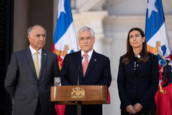 Chile renuncia a organizar las cumbres de APEC y COP25 debido a las protestas