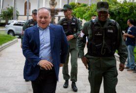 Diosdado Cabello niega estar detrás de las protestas de Ecuador y Haití