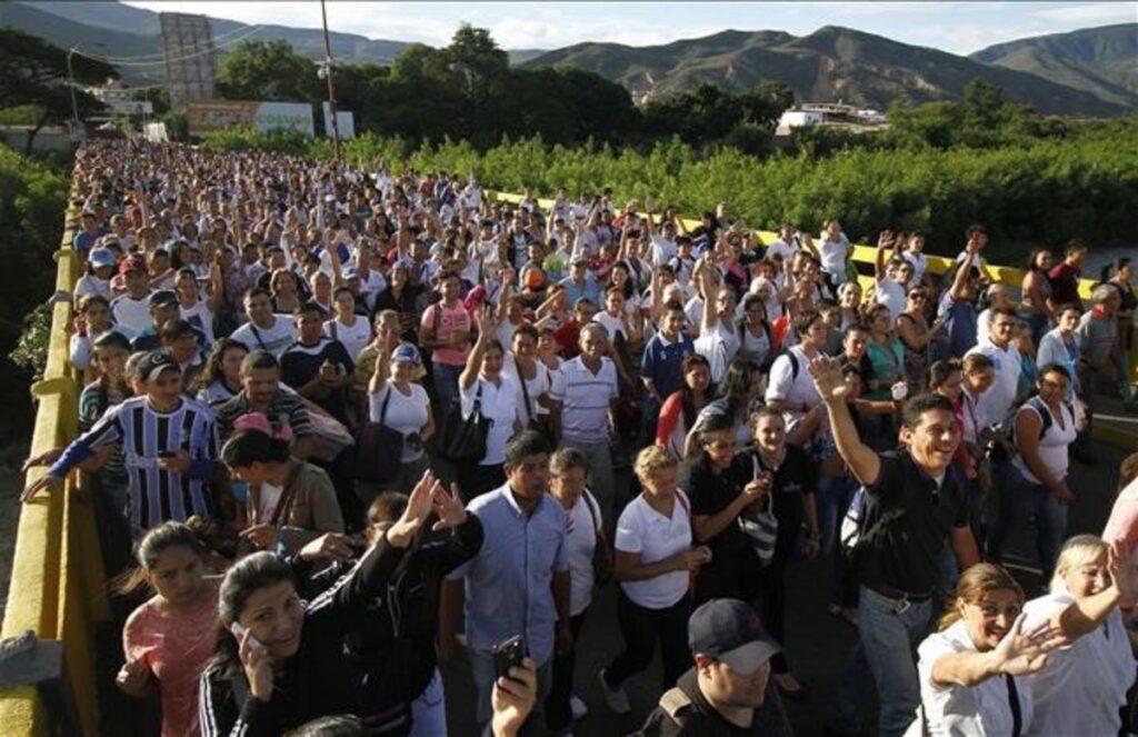 Crisis migratorias de Venezuela y Nicaragua preocupa a sus vecinos