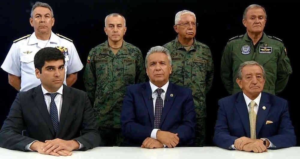 Moreno y Almagro encabezarán encuentro sobre seguridad pública
