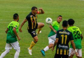 Táchira pone pie en la liguilla final del fútbol venezolano
