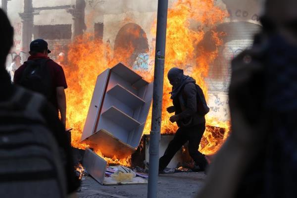 Asciende a 18 la cifra de muertos durante las protestas en Chile