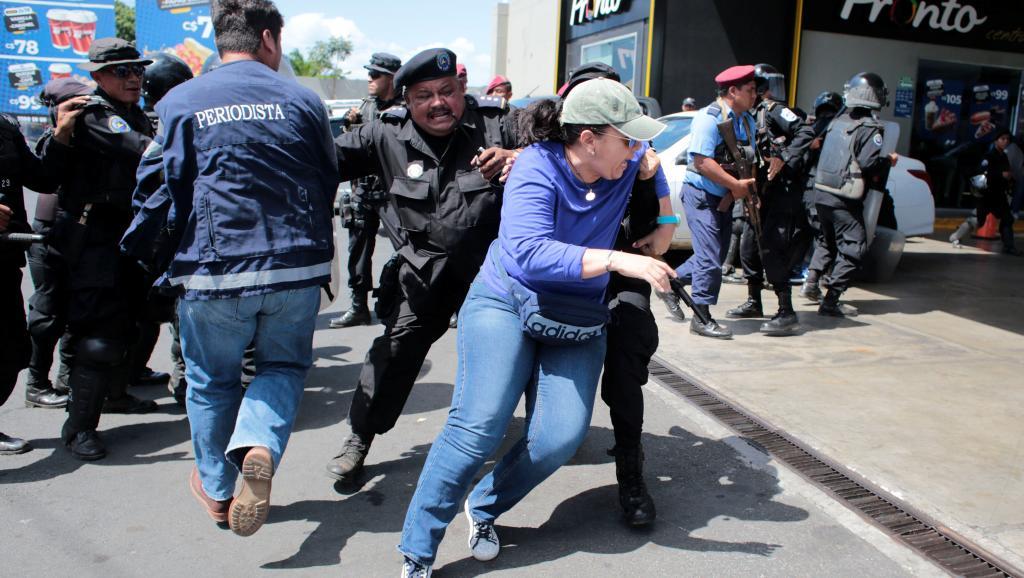 """ONG nicaragüense califica a Ortega como dictador """"más sangriento"""""""