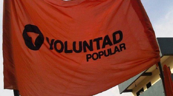 """Voluntad Popular denuncia """"ataque"""" a su dirigente en Perú"""