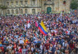 Se estima que 2 millones de colombianos salieron a manifestar