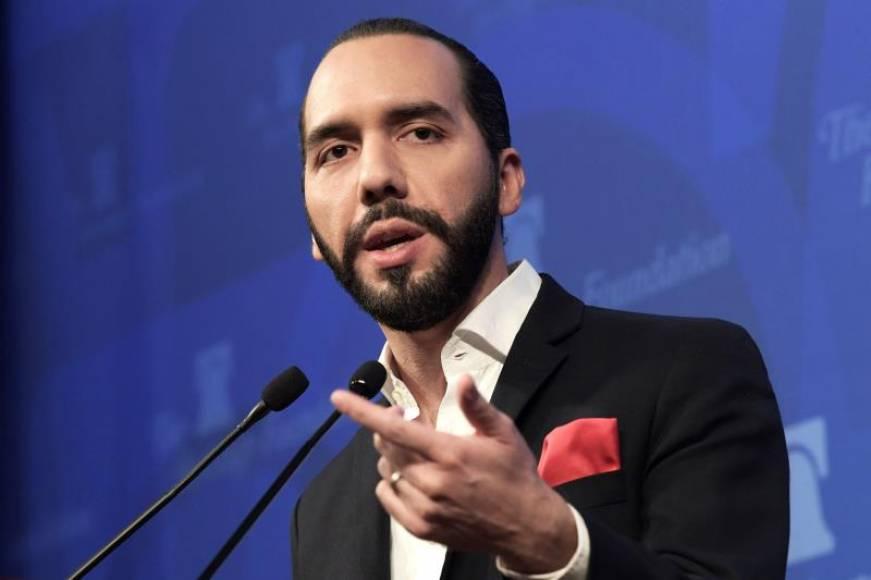 Congreso de El Salvador respalda a Bukele en desconocer a Maduro