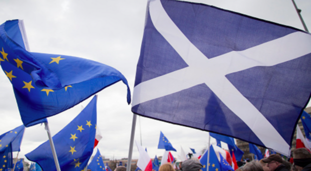 Escocia pedirá a Londres un referéndum de independencia tras las elecciones
