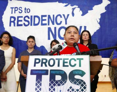 EEUU extiende hasta enero de 2021 TPS para El Salvador, Honduras y Nicaragua