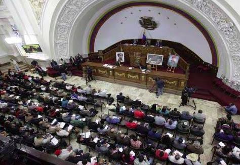 Parlamento venezolano activa mecanismo para nombrar nuevo Consejo Electoral