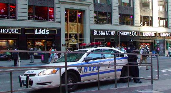 Aumentan los asesinatos y otros delitos violentos en Nueva York