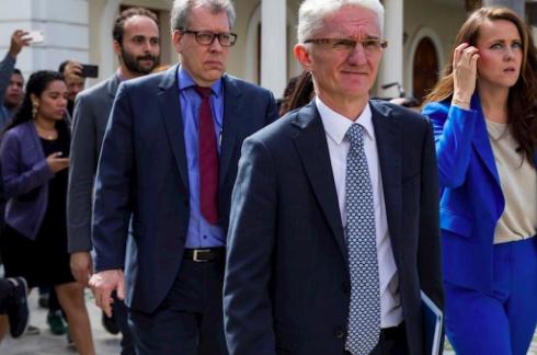 """Jefe humanitario de ONU apuesta por """"solución política"""" a crisis en Venezuela"""