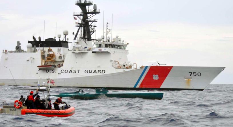 EE.UU. arresta a dos balseros cubanos en los Cayos de Florida