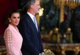 Reyes de España llegan a Cuba
