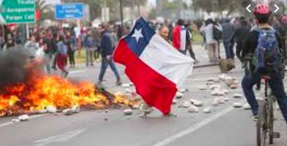 La discriminación estructural, causa de las protestas en Chile según expertos