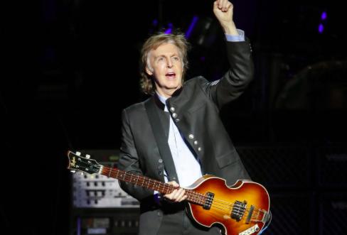 Paul McCartney encabezará el  próximo festival de Glastonbury