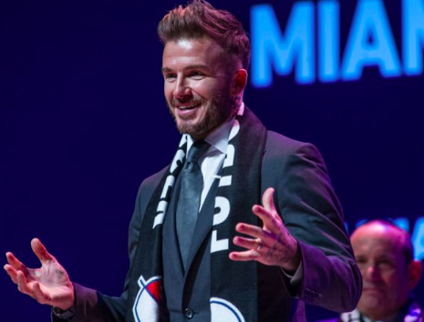 Inter Miami de Beckham ficha a cinco jugadores