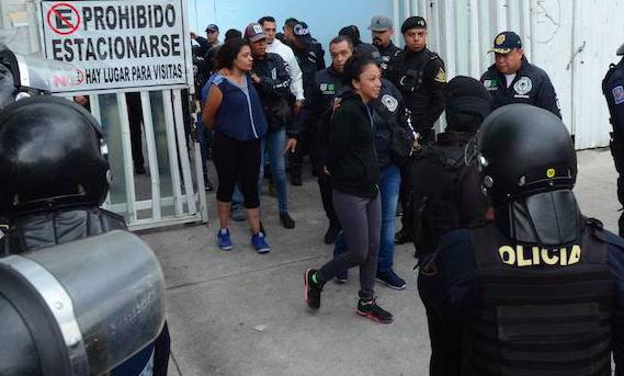 Gobierno de México activa un registro nacional de detenciones en línea
