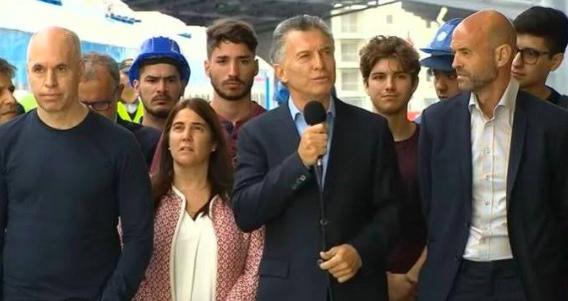 """Macri afirma que será la """"oposición constructiva"""" al Gobierno de Fernández"""
