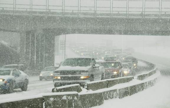 Tormentas invernales amenazan la celebración de Acción de Gracias en EE.UU.