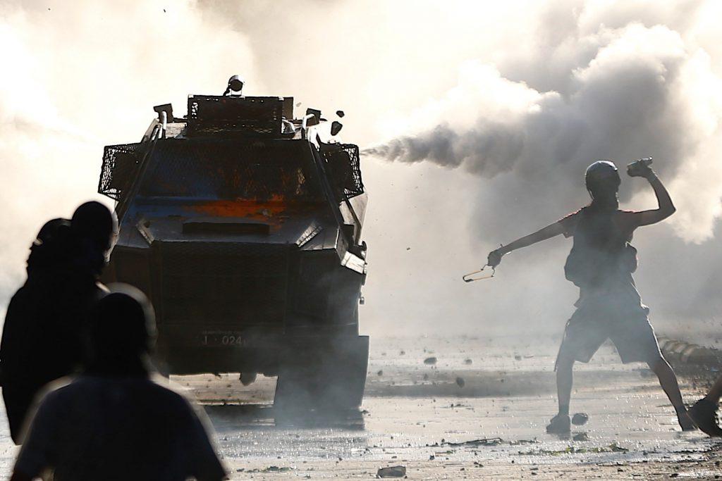 Gobierno de Chile rechaza que haya una política de represión
