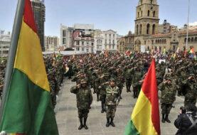 """El """"patria o muerte"""" en los discursos militares en Bolivia fue eliminado"""