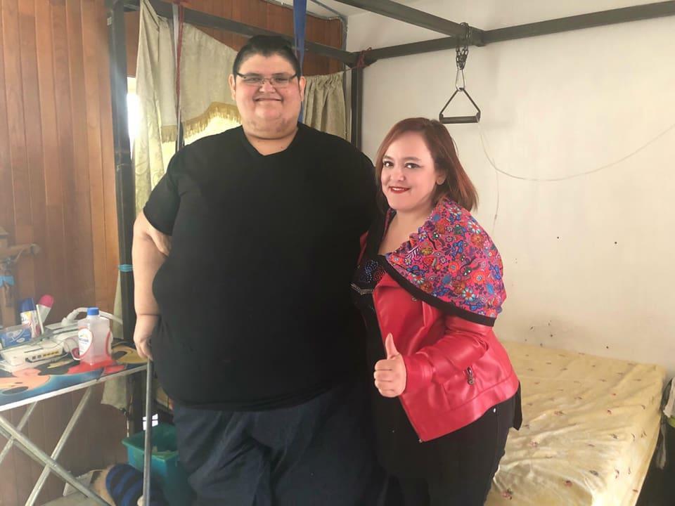 Mexicano deja de ser el hombre más obeso del mundo