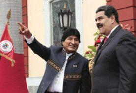 """Maduro dice que la vida de Morales """"corre peligro"""""""