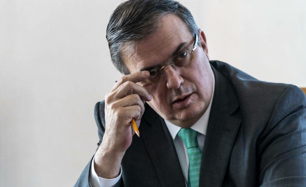 México no admitirá acciones que violen su soberanía