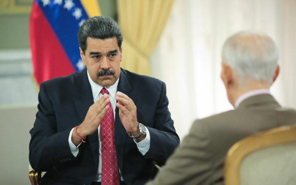 Maduro asegura que negocia con Guaidó para resolver la crisis