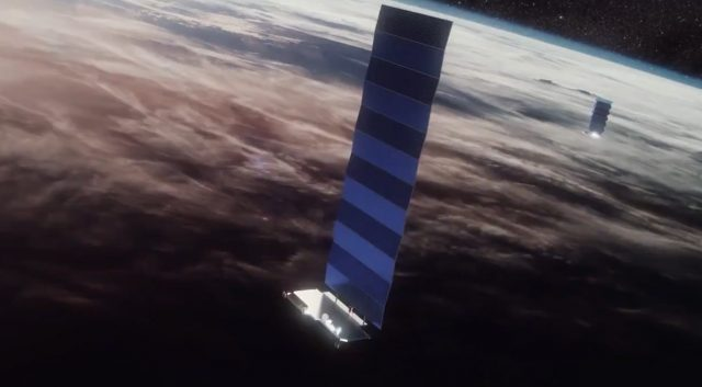 SpaceX lanza otros 60 satélites para su propia red de internet
