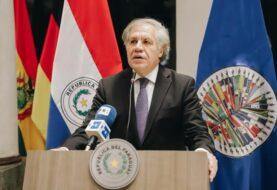 Almagro reconoce a Paraguay en la salida de Morales de Bolivia