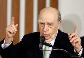 """Sanguinetti: """"No estamos en camino de una revolución en Chile"""""""